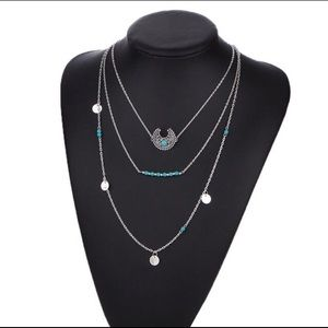 Jewelry - MULTI LAYER NECKLACE